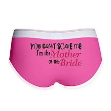 Mother of the Bride Women's Boy Brief