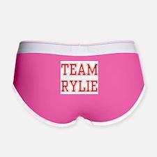 TEAM RYLIE Women's Boy Brief