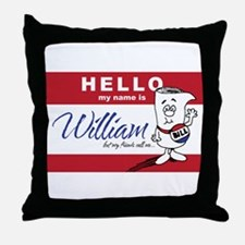 School HOuse Rocks! Hello my Throw Pillow