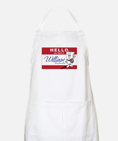 School HOuse Rocks! Hello my Apron