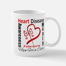Heart Disease Month Mug