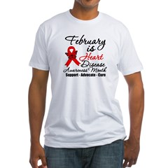 FebruaryHeartDiseaseMonth Shirt