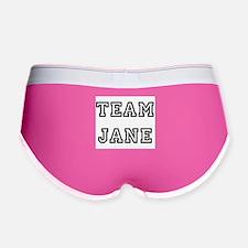 TEAM JANE T-SHIRTS Women's Boy Brief