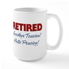 Retired: Goodbye Tension Hell Mug