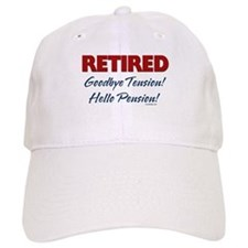 Retired: Goodbye Tension Hell Baseball Cap