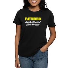 Retired: Goodbye Tension Hell Tee