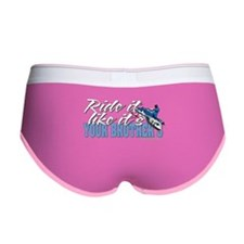 Ride It Like It's Your Brothe Women's Boy Brief