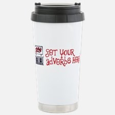 Lolly's Stainless Steel Travel Mug