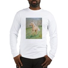 Unique Palomino Long Sleeve T-Shirt