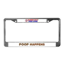 IT HAPPENS ! - License Plate Frame