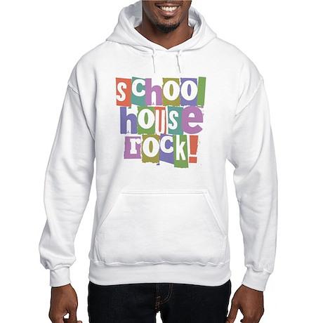 Schoolhouse Rock! Hooded Sweatshirt