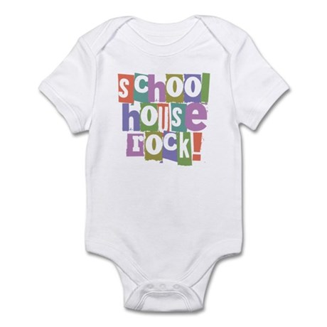 Schoolhouse Rock! Infant Bodysuit