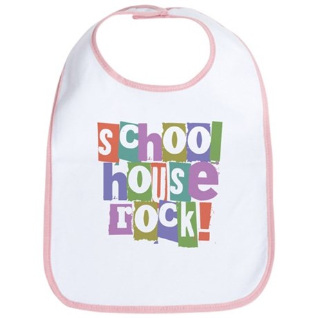 Schoolhouse Rock! Bib