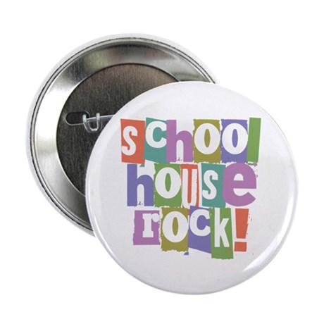 "Schoolhouse Rock! 2.25"" Button (100 pack)"