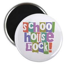 "Schoolhouse Rock! 2.25"" Magnet (10 pack)"