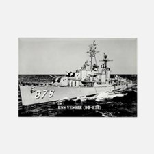 USS VESOLE Rectangle Magnet