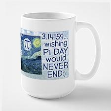 Pi Day never ends Mug