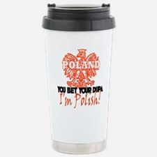 You Bet Your Dupa Travel Mug