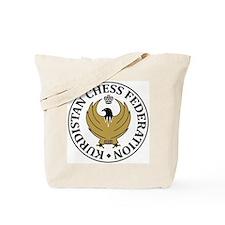 Kurdistan Chess Federation Tote Bag