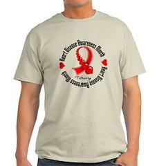 RibbonHeartDiseaseMonth T-Shirt