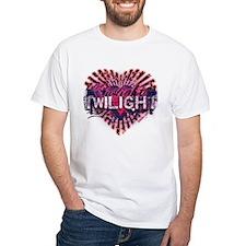 Twilight Valentine Magic Heart Shirt