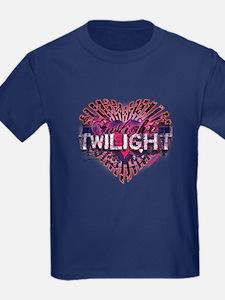 Twilight Valentine Magic Heart T