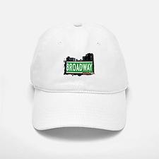 Broadway, Bronx, NYC Baseball Baseball Cap