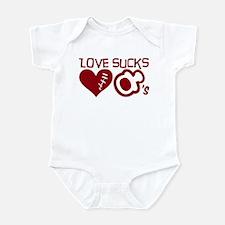 Love Sucks Infant Bodysuit