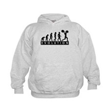 Evolution of Body Building Hoodie