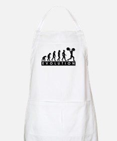 Evolution of Body Building Apron