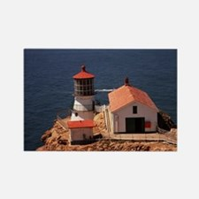 Point Reyes Lighthouse Rectangle Magnet