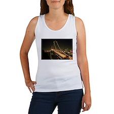 Oakland Bay Bridge Women's Tank Top