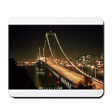 Oakland Bay Bridge Mousepad