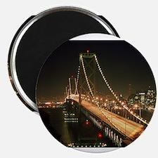 Oakland Bay Bridge Magnet