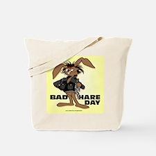 Bad Hare Tote Bag