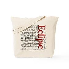 Eclipse Twilight Saga Movie Q Tote Bag