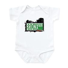 Bronx Blvd, Bronx, NYC Infant Bodysuit