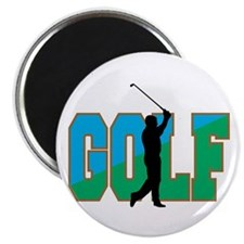 Golf Symbol II Magnet