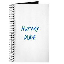 Hurley DUDE Journal