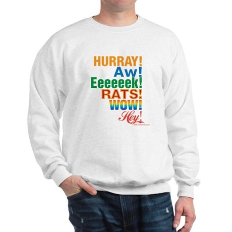 Interjections! Sweatshirt