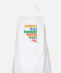 Interjections! Apron
