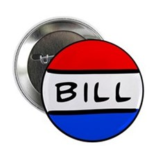 "Bill Button 2.25"" Button (10 pack)"