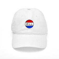 Bill Button Baseball Cap