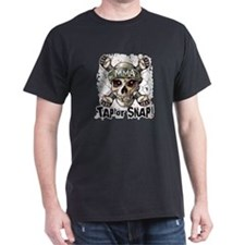 Tap or Snap Tattoo T-Shirt