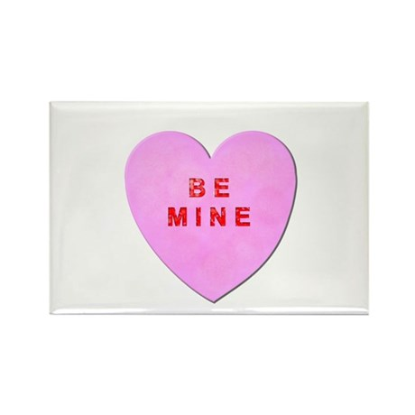 Be Mine Valentine Rectangle Magnet (10 pack)