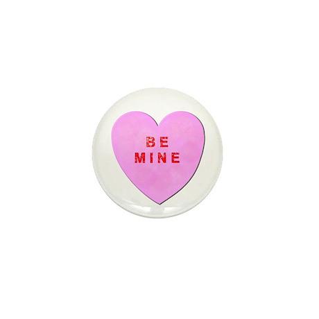 Be Mine Valentine Mini Button (100 pack)