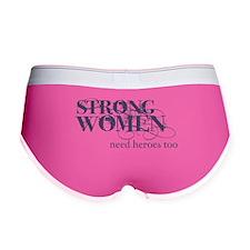 Strong Women Women's Boy Brief
