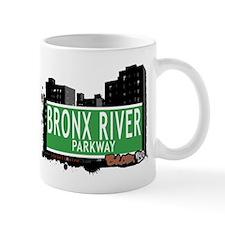 Bronx River Pkwy, Bronx, NYC Mug