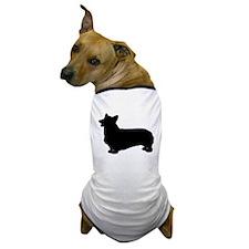 Pembroke Silhouette Dog T-Shirt