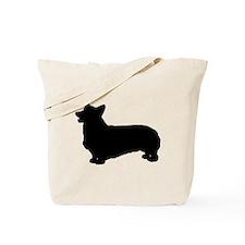 Pembroke Silhouette Tote Bag